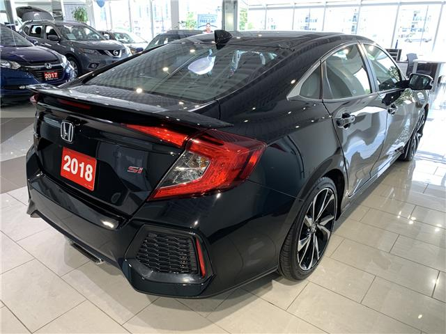 2018 Honda Civic Si (Stk: 16303A) in North York - Image 8 of 22