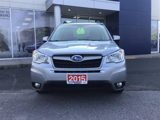 2015 Subaru Forester 2.5i Touring Package (Stk: S3865A) in Peterborough - Image 4 of 20