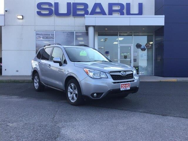 2015 Subaru Forester 2.5i Touring Package (Stk: S3865A) in Peterborough - Image 5 of 20