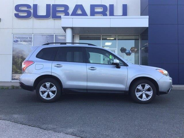 2015 Subaru Forester 2.5i Touring Package (Stk: S3865A) in Peterborough - Image 6 of 20