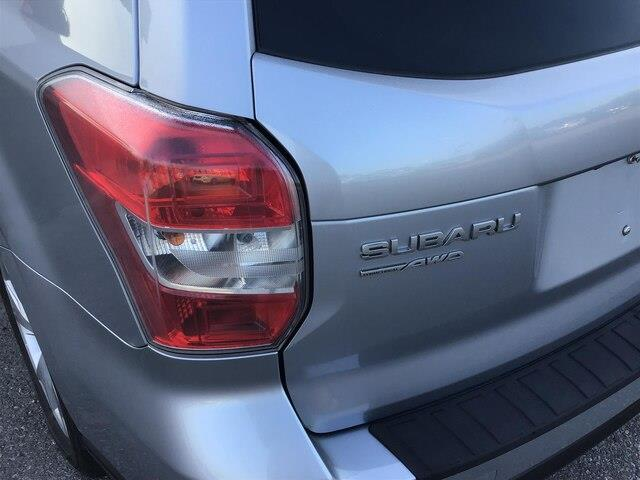 2015 Subaru Forester 2.5i Touring Package (Stk: S3865A) in Peterborough - Image 8 of 20