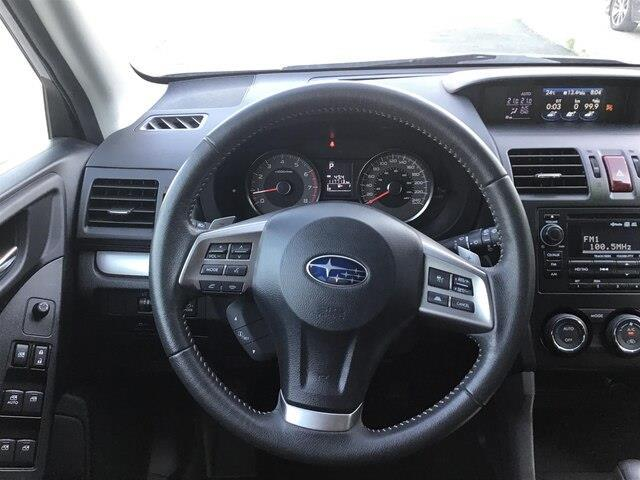 2015 Subaru Forester 2.5i Touring Package (Stk: S3865A) in Peterborough - Image 12 of 20