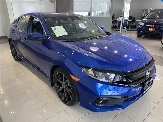 2019 Honda Civic Sport (Stk: 16320A) in North York - Image 1 of 23