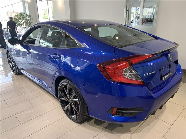 2019 Honda Civic Sport (Stk: 16320A) in North York - Image 6 of 23