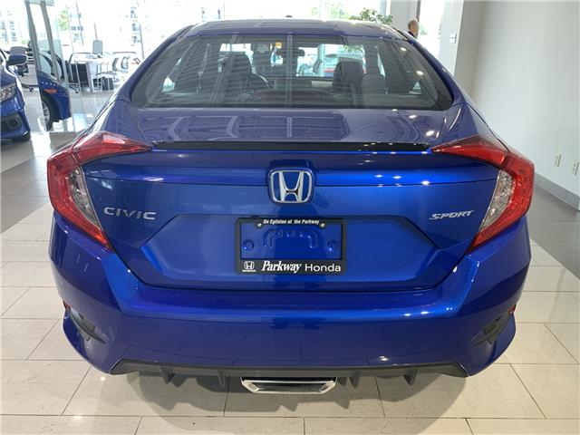 2019 Honda Civic Sport (Stk: 16320A) in North York - Image 7 of 23
