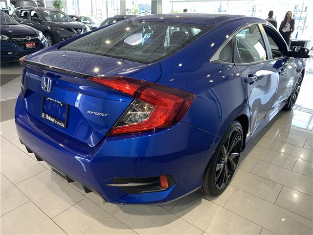 2019 Honda Civic Sport (Stk: 16320A) in North York - Image 8 of 23