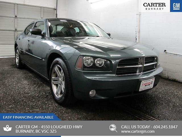 2006 Dodge Charger Base CLEAN LOW KMs - GPS Nav - Sunroof