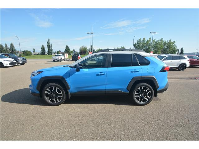 2019 Toyota RAV4 Trail (Stk: RAK172) in Lloydminster - Image 10 of 12