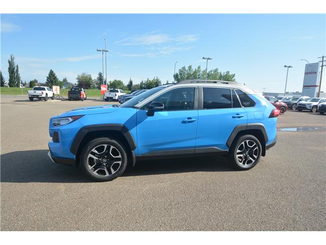 2019 Toyota RAV4 Trail (Stk: RAK172) in Lloydminster - Image 11 of 12