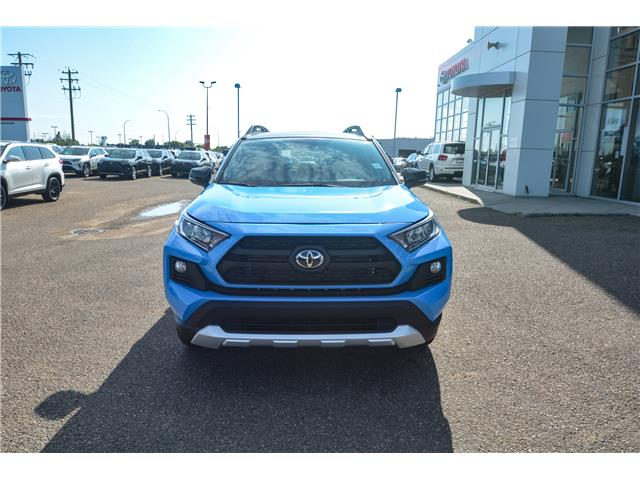 2019 Toyota RAV4 Trail (Stk: RAK172) in Lloydminster - Image 12 of 12
