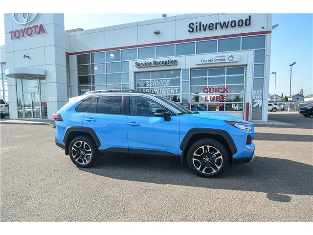 2019 Toyota RAV4 Trail (Stk: RAK172) in Lloydminster - Image 1 of 12