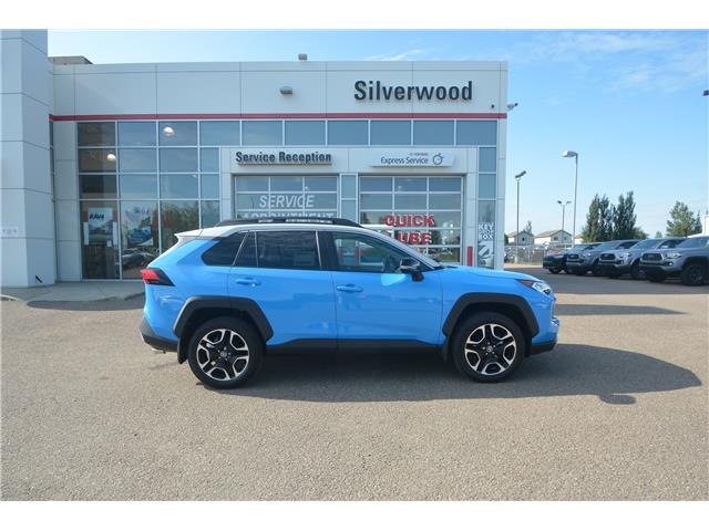 2019 Toyota RAV4 Trail (Stk: RAK172) in Lloydminster - Image 6 of 12