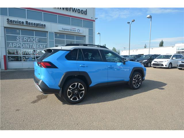2019 Toyota RAV4 Trail (Stk: RAK172) in Lloydminster - Image 7 of 12