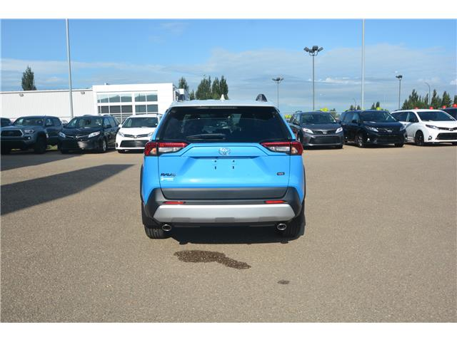 2019 Toyota RAV4 Trail (Stk: RAK172) in Lloydminster - Image 8 of 12