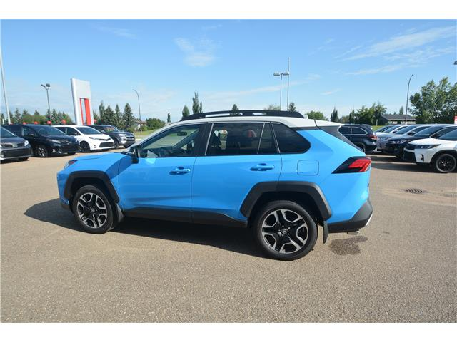2019 Toyota RAV4 Trail (Stk: RAK172) in Lloydminster - Image 9 of 12
