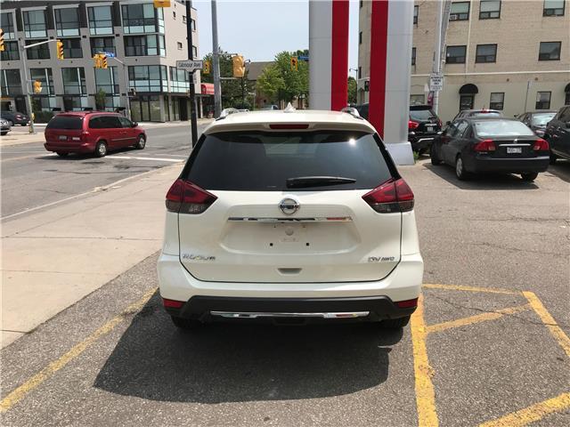 2018 Nissan Rogue SV (Stk: U1502) in Toronto - Image 4 of 20