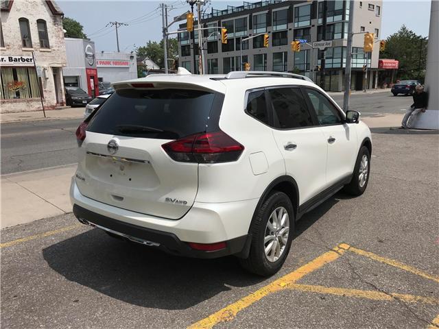 2018 Nissan Rogue SV (Stk: U1502) in Toronto - Image 5 of 20