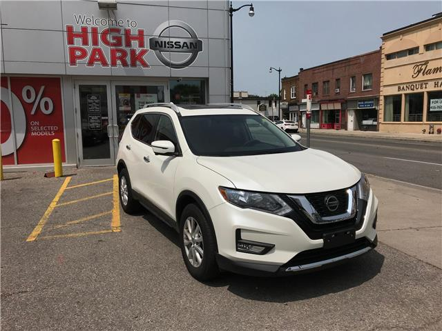 2018 Nissan Rogue SV (Stk: U1502) in Toronto - Image 7 of 20