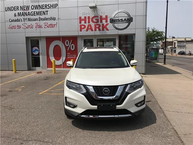2018 Nissan Rogue SV (Stk: U1502) in Toronto - Image 8 of 20