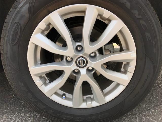 2018 Nissan Rogue SV (Stk: U1502) in Toronto - Image 20 of 20
