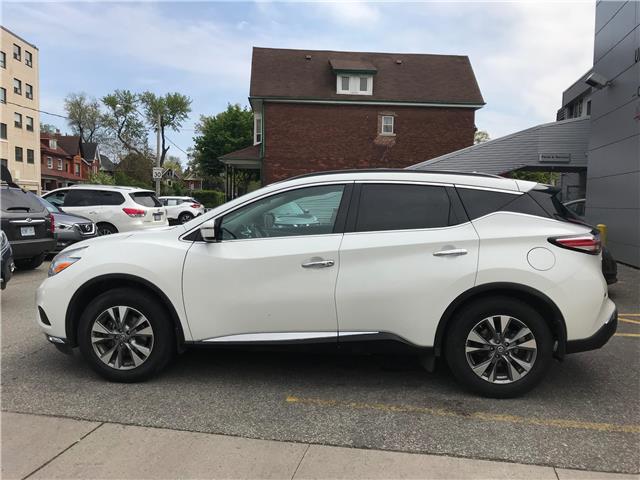 2016 Nissan Murano SV (Stk: U1553) in Toronto - Image 2 of 18
