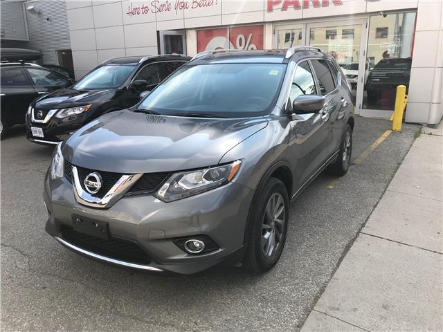 2016 Nissan Rogue SL Premium (Stk: U1571) in Toronto - Image 1 of 20