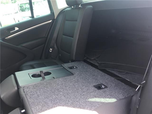 2015 Volkswagen Tiguan Comfortline (Stk: 1761W) in Oakville - Image 12 of 31