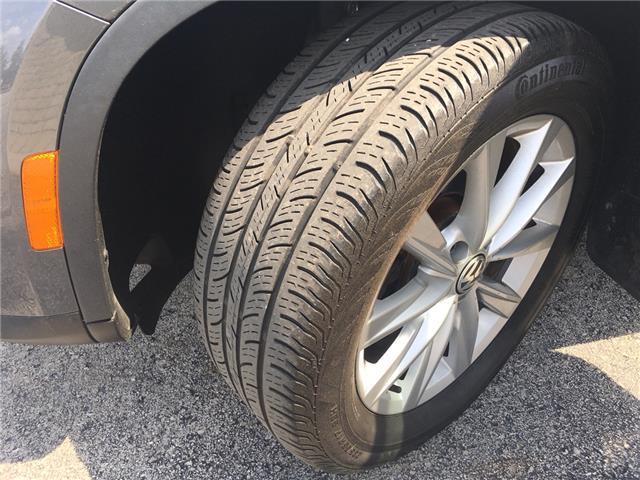 2015 Volkswagen Tiguan Comfortline (Stk: 1761W) in Oakville - Image 14 of 31