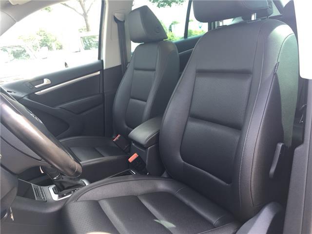 2015 Volkswagen Tiguan Comfortline (Stk: 1761W) in Oakville - Image 15 of 31