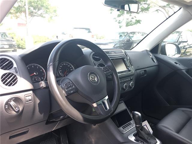 2015 Volkswagen Tiguan Comfortline (Stk: 1761W) in Oakville - Image 16 of 31