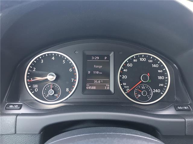 2015 Volkswagen Tiguan Comfortline (Stk: 1761W) in Oakville - Image 18 of 31