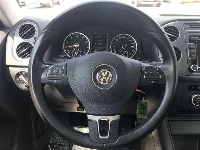 2015 Volkswagen Tiguan Comfortline (Stk: 1761W) in Oakville - Image 19 of 31