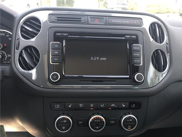 2015 Volkswagen Tiguan Comfortline (Stk: 1761W) in Oakville - Image 21 of 31