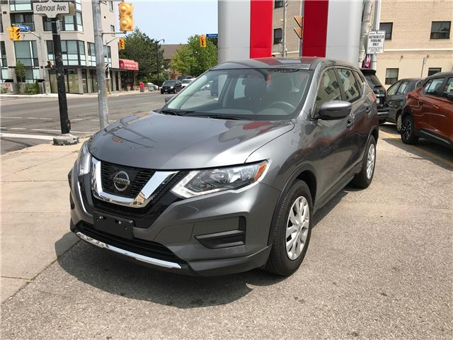 2017 Nissan Rogue S (Stk: U1606) in Toronto - Image 1 of 15