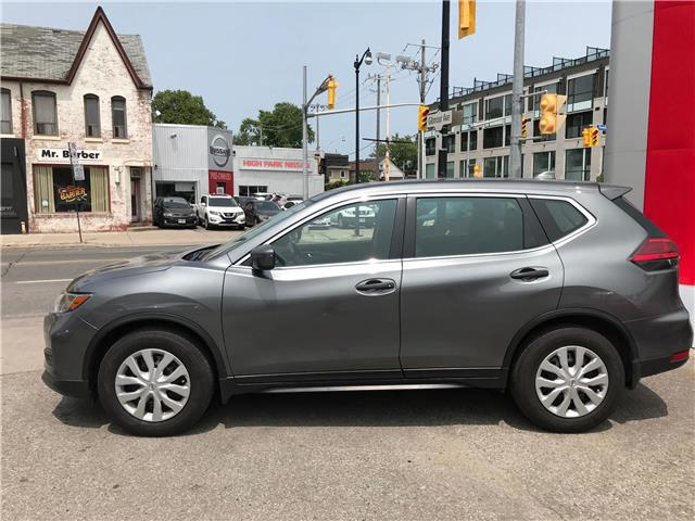 2017 Nissan Rogue S (Stk: U1606) in Toronto - Image 2 of 15