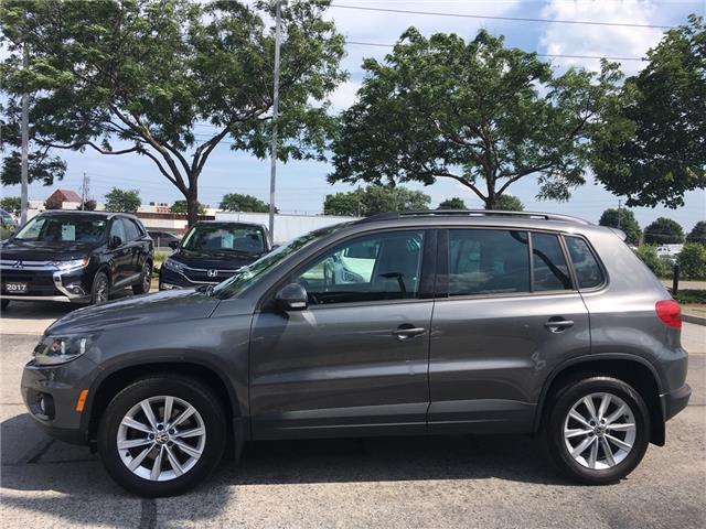 2015 Volkswagen Tiguan Comfortline (Stk: 1761W) in Oakville - Image 4 of 31