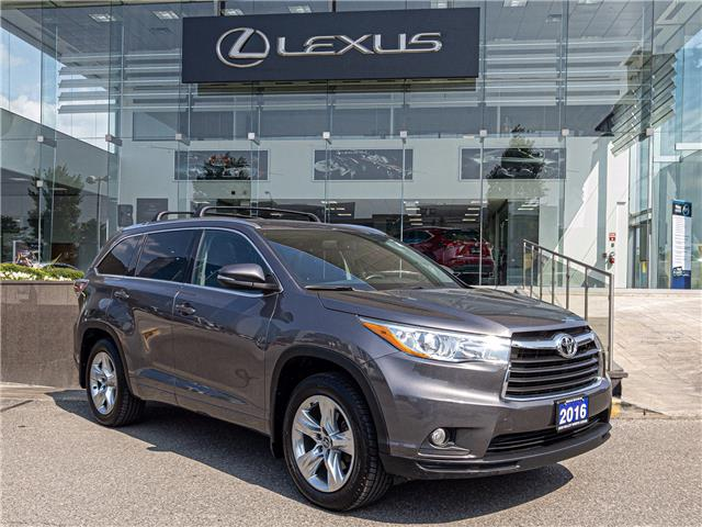 2016 Toyota Highlander Limited (Stk: 28580A) in Markham - Image 2 of 24