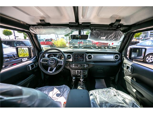 2019 Jeep Wrangler Unlimited Sahara (Stk: K628821) in Abbotsford - Image 16 of 23