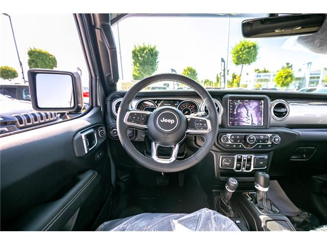 2019 Jeep Wrangler Unlimited Sahara (Stk: K628821) in Abbotsford - Image 17 of 23
