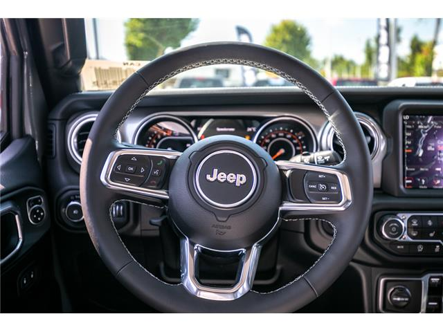 2019 Jeep Wrangler Unlimited Sahara (Stk: K628821) in Abbotsford - Image 18 of 23
