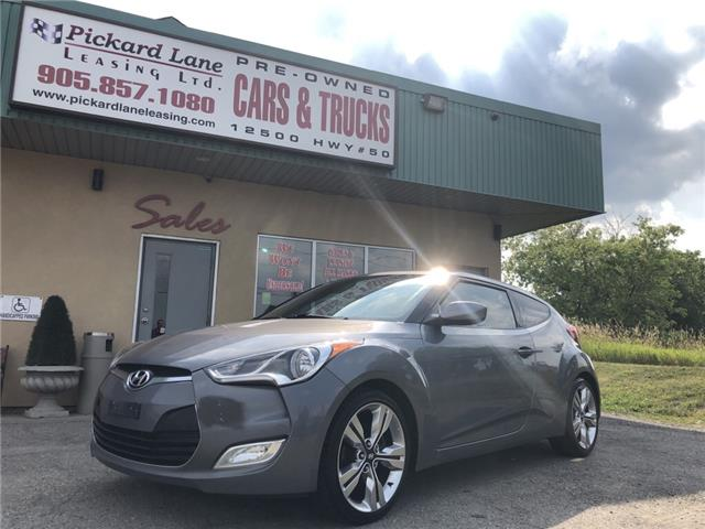 2012 Hyundai Veloster Base (Stk: 023448) in Bolton - Image 1 of 20