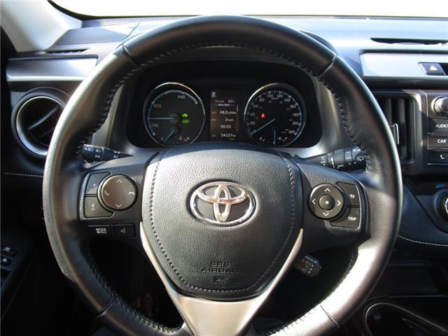 2016 Toyota RAV4 Hybrid XLE (Stk: 1991951) in Moose Jaw - Image 15 of 36