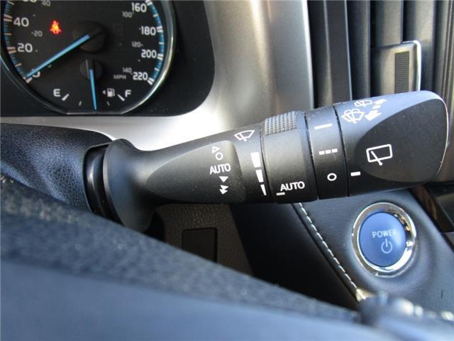 2016 Toyota RAV4 Hybrid XLE (Stk: 1991951) in Moose Jaw - Image 19 of 36