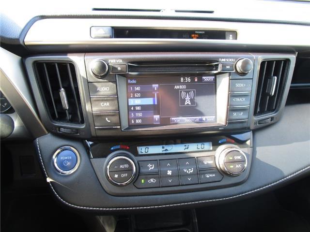 2016 Toyota RAV4 Hybrid XLE (Stk: 1991951) in Moose Jaw - Image 21 of 36
