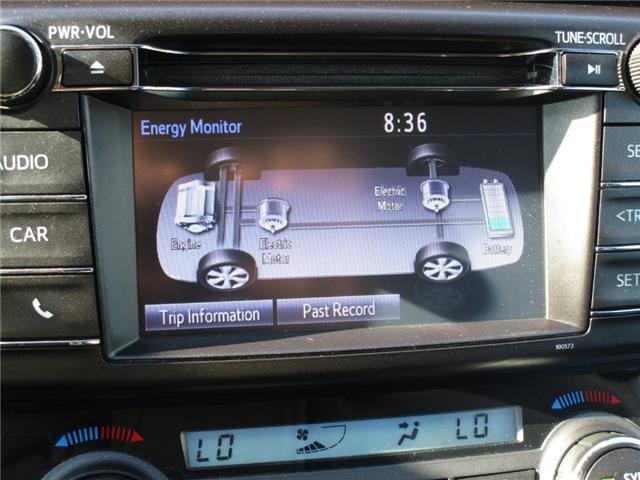 2016 Toyota RAV4 Hybrid XLE (Stk: 1991951) in Moose Jaw - Image 22 of 36