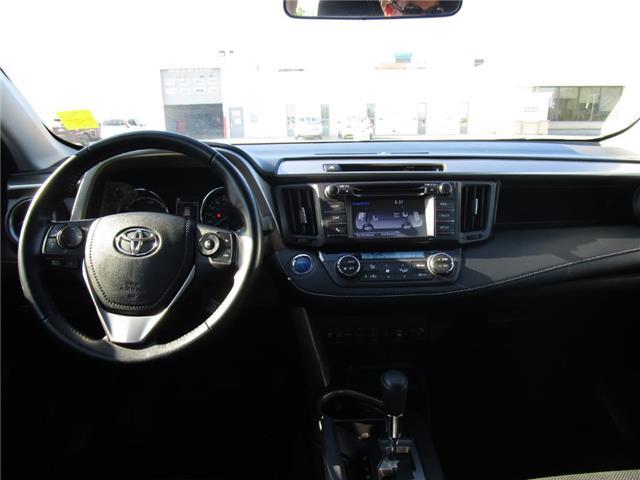 2016 Toyota RAV4 Hybrid XLE (Stk: 1991951) in Moose Jaw - Image 34 of 36
