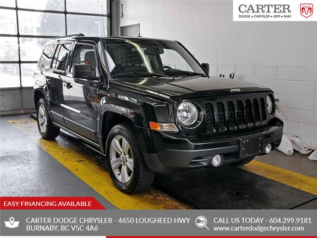 2014 Jeep Patriot Sport/North (Stk: X-6114-1) in Burnaby - Image 1 of 22
