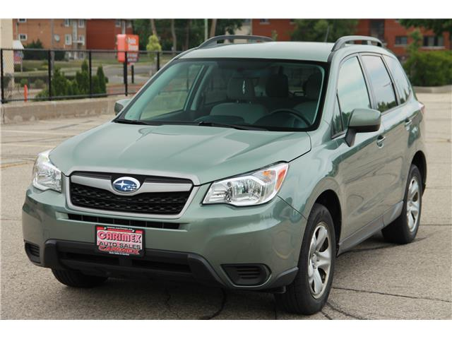 2015 Subaru Forester 2.5i (Stk: 1906254) in Waterloo - Image 1 of 25