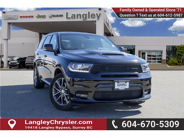 2018 Dodge Durango 22S (Stk: EE910000) in Surrey - Image 1 of 24