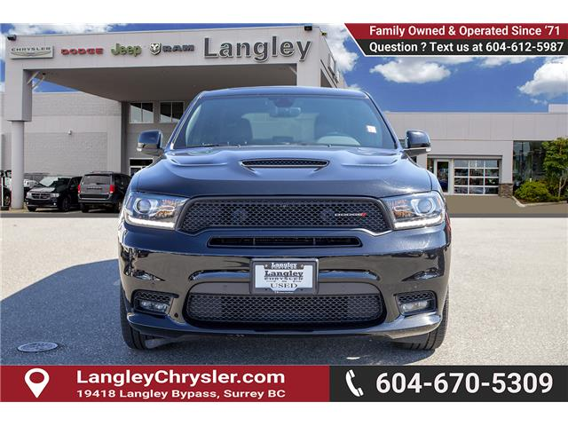 2018 Dodge Durango 22S (Stk: EE910000) in Surrey - Image 2 of 24